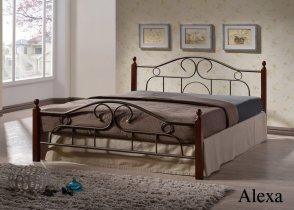 Кровать Onder Metal Metal&Wood Alexa (Алекса) 200x120см