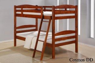 Кровать двухярусная Onder Metal Metal&Wood DD Cosmos (Космос) 200x90см