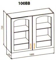 100 верх витрина кухня Оля