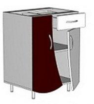 Модуль АЭ 601Н (без столешницы) кухни Аэлита