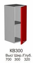 Шкаф КВ 300 кухни Колибри