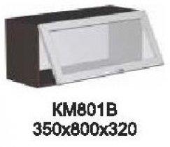 Модуль КМ 801 В (фронт-витрина) кухни Кармен