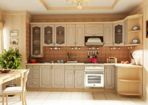 Кухня Октавия