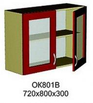 Модуль ОК 801 В кухни Октавия