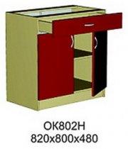 Модуль ОК 802 Н кухни Октавия