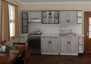 Кухня Валентинка