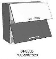 Модуль ВР 800В кухни Верона