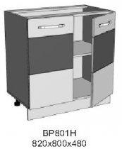 Модуль ВР 801В кухни Верона