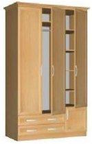 Шкаф 3-х дверный спальни Рута