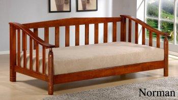 Кровать Onder Metal Metal&Wood Day Beds Norman (Норман) 200х100см