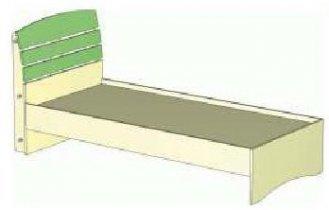 Кровать детской Грин