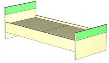 Кровать Д 5 детской Денди