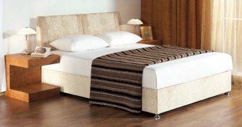 Кровать с подъемным механизмом Ривьера 160x200см