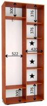 Шкаф-купе ШК-10/24-450