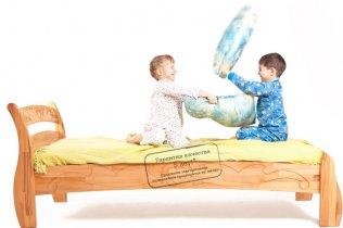 Кровать Буковка Б-07 190х80см