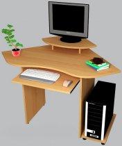 Компьютерный стол С-546 ольха