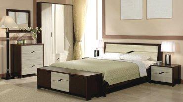 Модульная спальня «Доминика»