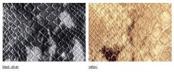 Искусственная кожа Снейк (Snake) ширина 140см