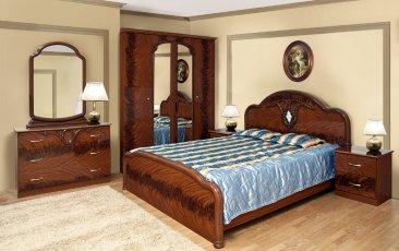 Спальня Лаура 4Д
