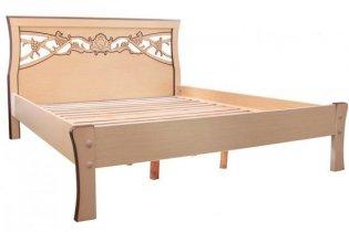 Кровать «Вдохновение» белая