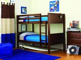Двухъярусная кровать трансформер Chaswood Тауер - 90x190см
