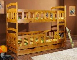 Двухъярусная кровать трансформер Chaswood Спринт - 90x190см