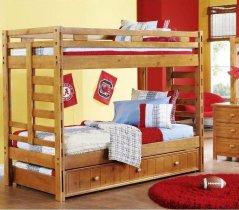 Двухъярусная кровать трансформер Chaswood Оскар - 90х190см