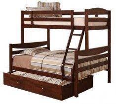 Двухъярусная кровать трансформер Chaswood Арина - 90/140см