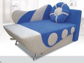 Детский диван Вика Кораблик 70