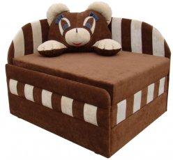 Детский диван Вика Панда с подушкой