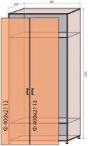 Модуль (М-12) системы Соломия