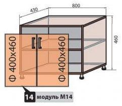 Модуль (М-14) системы Соломия