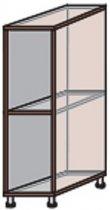 Модуль №1 н 200-820 низ кухни «Квадро»