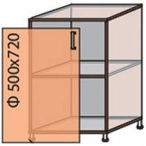 Модуль №5 н 500-820 низ кухни «Квадро»
