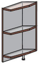 Модуль №17 нр 280-820 низ кухни «Квадро»