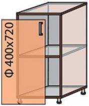 Модуль №3 н 400-820 низ кухни «Мода»