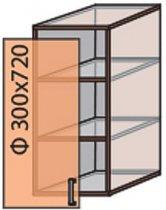 Модуль №2 в 300-720 верх кухни «Флоренция»