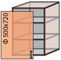Модуль №5 в 500-720 верх кухни «Флоренция»