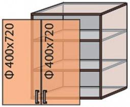 Модуль №8 в 800-720 верх кухни «Флоренция»
