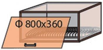 Модуль №10 в 600-360 верх кухни «Флоренция»