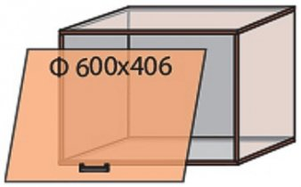 Модуль №13 в 600-406 верх кухни «Флоренция»