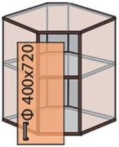 Модуль №14 в 580-720 верх кухни «Флоренция»