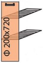 Модуль №1+ н 200-820 (карго) низ кухни «Флоренция»