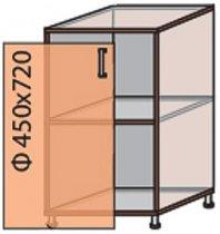 Модуль №4 н 450-820 низ кухни «Флоренция»
