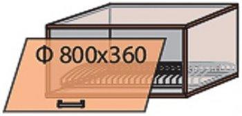 Модуль №17 вс 800-360 верх кухни «Виктория New»