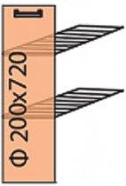 Модуль №1+ н 200-820 (Карго) низ кухни «Виктория New»