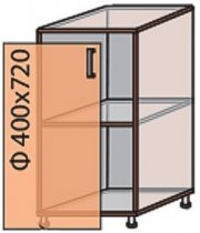 Модуль №3 н 400-820 низ кухни «Виктория New»