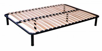 Металлический каркас кровати XXL шаг 2,5 см - ширина 90см