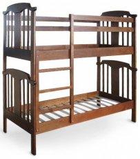 Детская двухярусная кровать ТИС - 70х160см