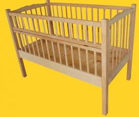 Кровать для новорожденных ТИС